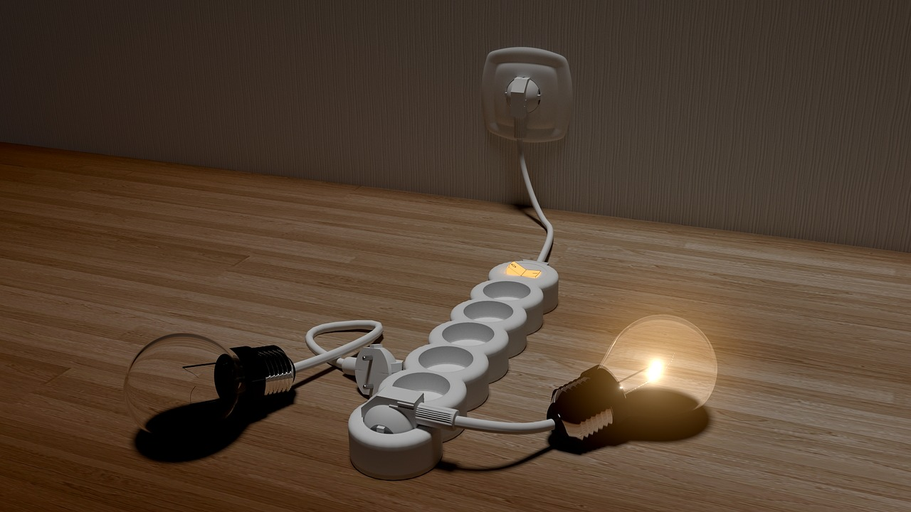 Leitungssucher zur Kontrolle fuer Stromkabel