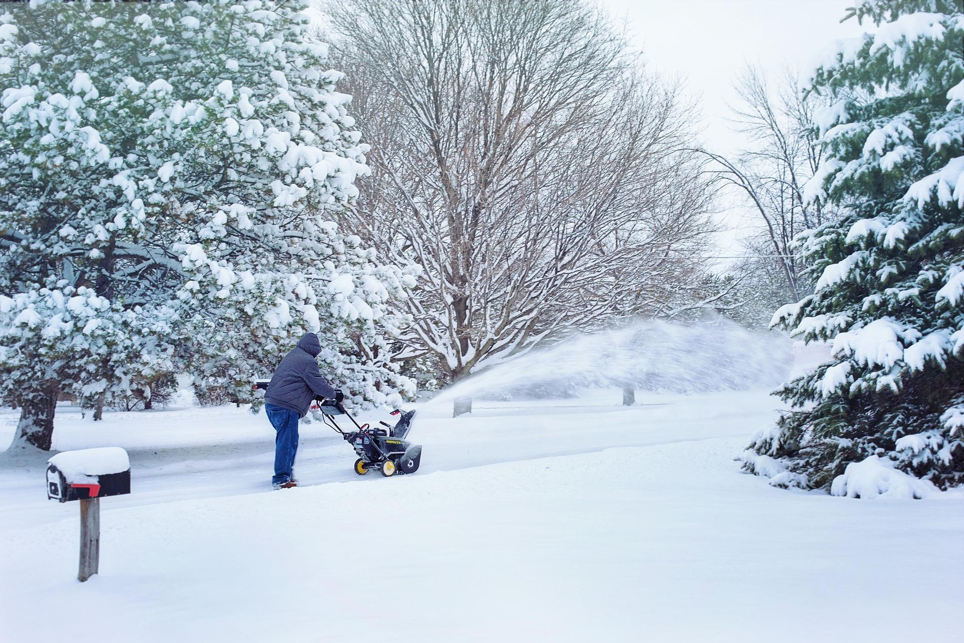 Schneefraese Vorteile und Nachteile