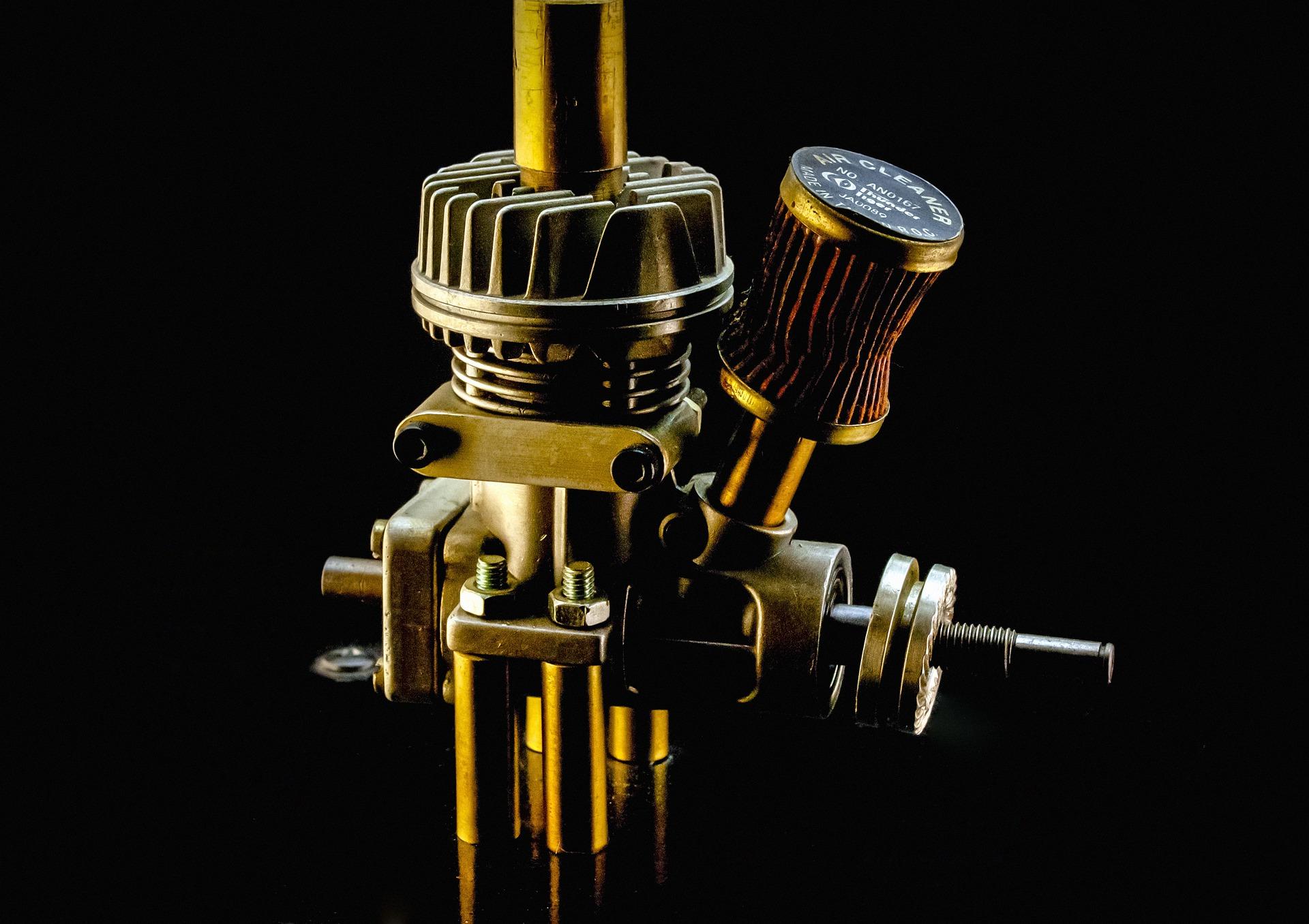 Vakuumpumpe Gas und Luft