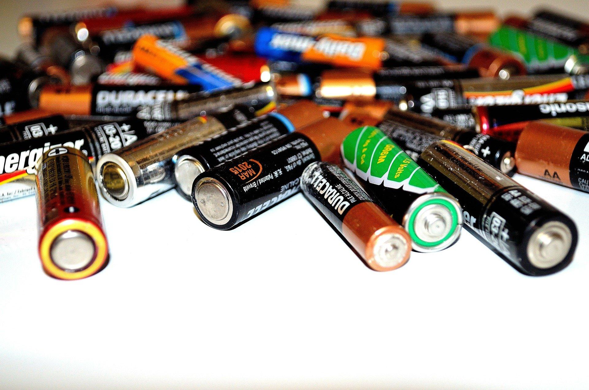 Batterietester weniger Muell