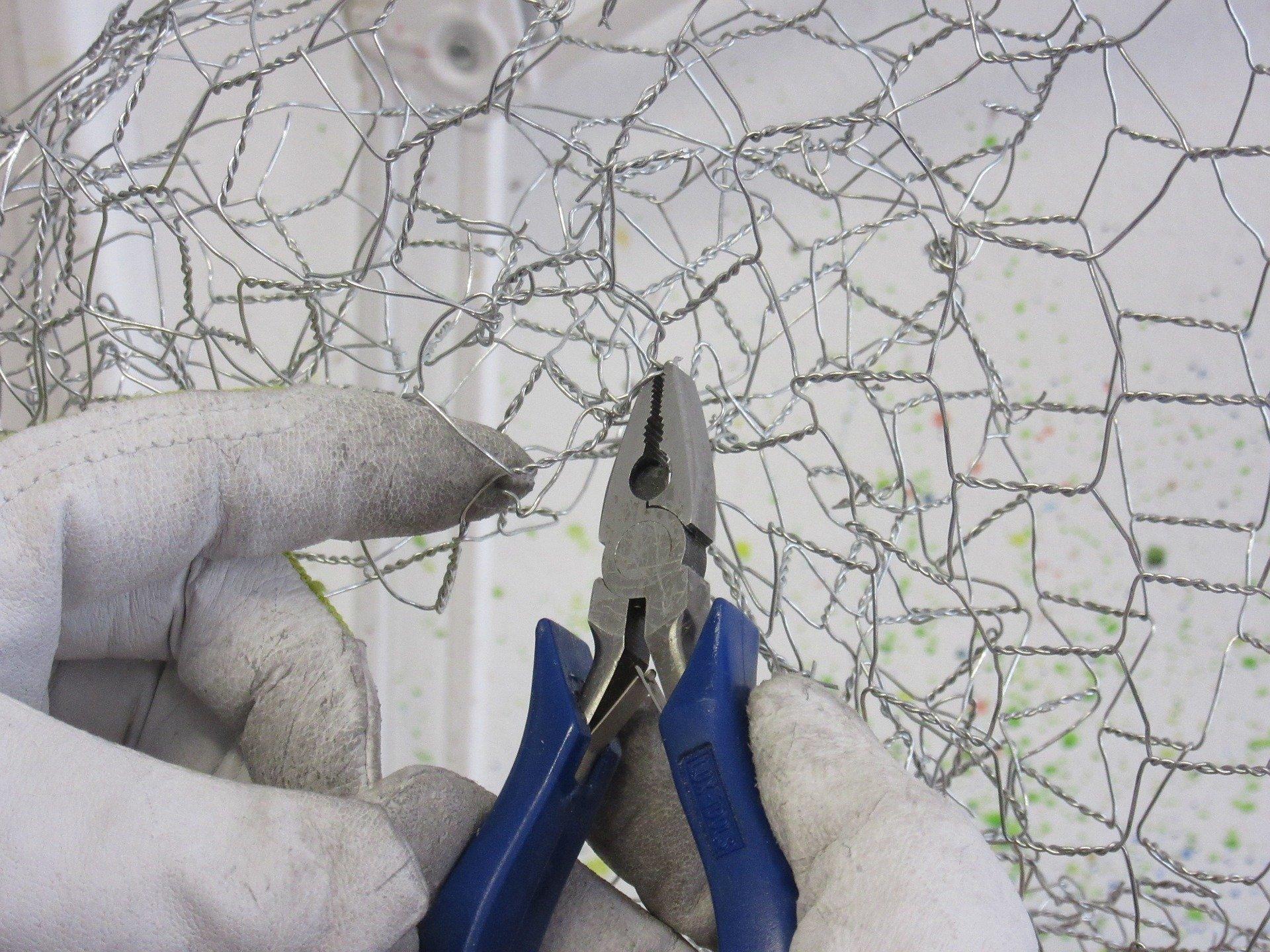 Kombizange Heimwerker und Bastelarbeiten