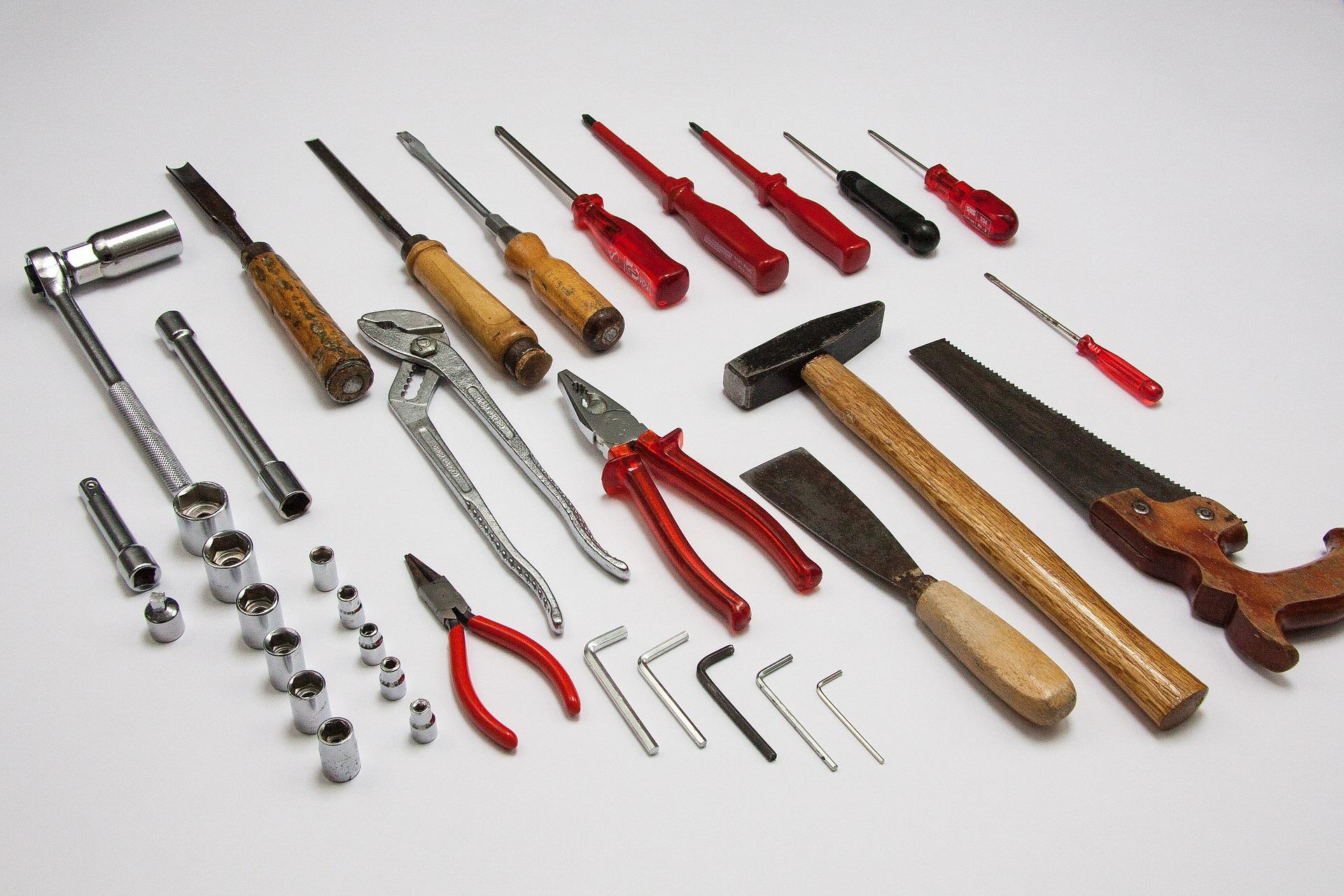 Ratschenkasten Werkzeug