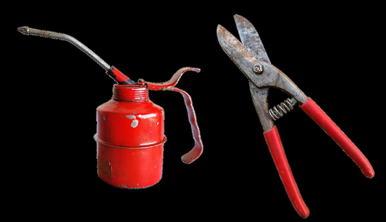 Kompressoroel Werkzeug